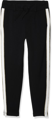 Name It Girl's Nkflone Ida Normal Pant Trouser