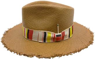 Nick Fouquet Sonora Desert Straw Fedora Hat