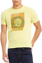 Daniel Cremieux Jeans Snake Eyes Short-Sleeve Graphic Tee