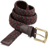 Charles Tyrwhitt Navy Multi Stretch Belt Size 46-48