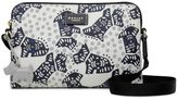 Radley Folk dog zip cross body handbag