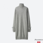 Uniqlo WOMEN Cachmere Oversized Knit Long Sleeve Dress