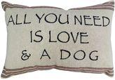 B. Smith Park ''Love & Dog'' Throw Pillow