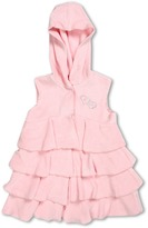 Kate Mack Sleeveless Terry Cover-Up (Little Kids) (Pink) - Apparel