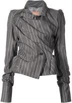 Vivienne Westwood pinstripe blazer