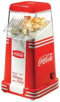 Nostalgia Electrics Limited Edition Coca-Cola 8-Cup Hot Air Popcorn Popper