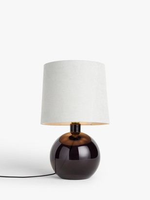 John Lewis & Partners Eclipse Glass Table Lamp