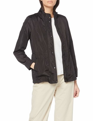 Geox Women's W Blomiee Plain Long Sleeve Jacket