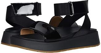 UGG Lennox (Pop Coral) Women's Sandals