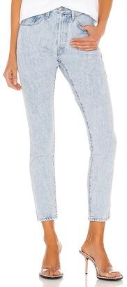 Levi's 501 Skinny Jean. - size 26 (also