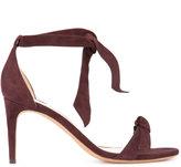 Alexandre Birman tied sandals - women - Suede - 37