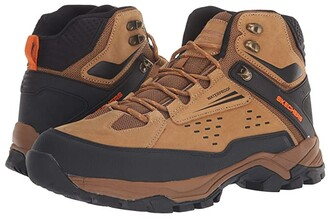 Skechers Relaxed Fit Polano Norwood (Camel) Men's Boots