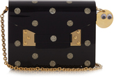 Sophie Hulme Compton envelope polka-dot shoulder bag