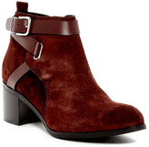 Charles David Gianni Buckle Strap Bootie
