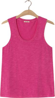 American Vintage Jacksonville Pink Vest - X Small
