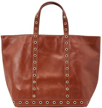 Vanessa Bruno Medium+ leather cabas tote bag