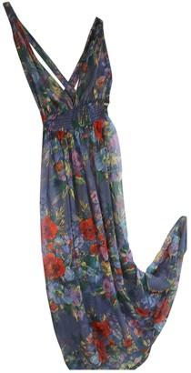 Ted Lapidus Multicolour Silk Dress for Women