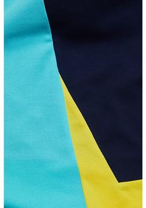 Joan Vass, Plus Size Colorblock Shift Dress