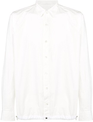 Sacai Elasticated Waistband Shirt