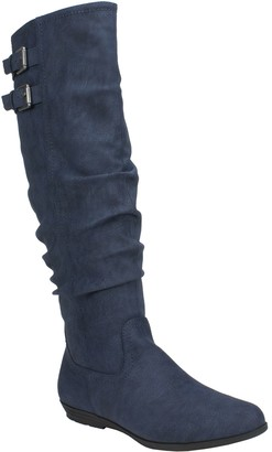 Cliffs by White Mountain Knee-High Tall Shaft Boots - Fayla