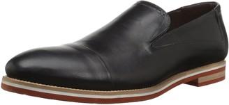 Bacco Bucci Men's DIARRA Loafer Black 140 D US