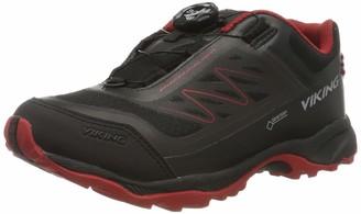 Viking Unisex Kids Anaconda Light Boa Jr GTX Low Rise Hiking Shoes