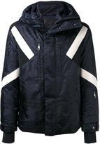 Neil Barrett geometric padded jacket