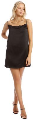 Missguided Cowl Cami Mini Dress