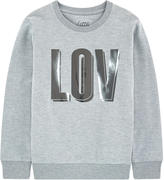 Little Eleven Paris Print sweatshirt