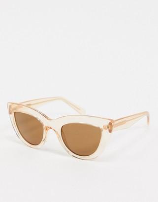 Cat Eye A.Kjaerbede sunglasses in clear