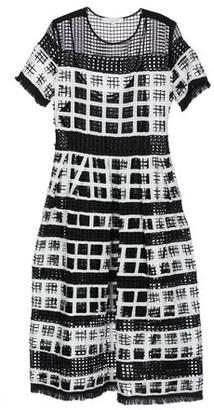 Alexis 3/4 length dress