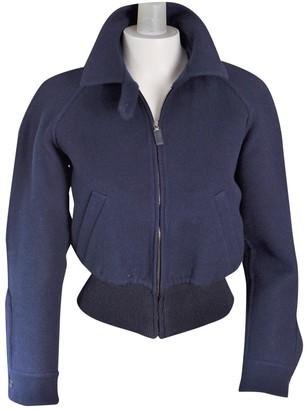 Ralph Lauren Purple Label Navy Wool Jackets