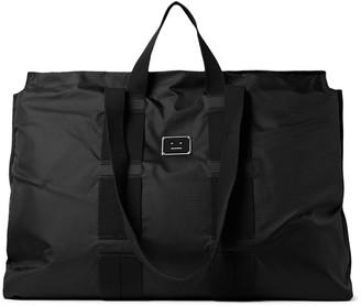 Acne Studios Logo-Appliqued Ripstop Tote Bag