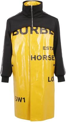 Burberry Horseferry Print Coat