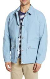 Barbour Storrs Waterproof Jacket