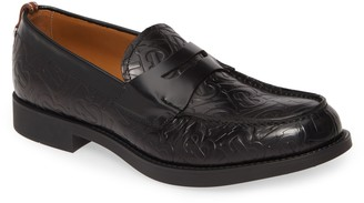 Burberry Emile Penny Loafer