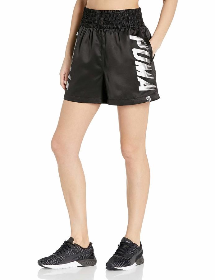Puma Women's Speed Font Shorts