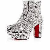Christian Louboutin Roxxxy Strass 110 Version Crystal Strass - Women Shoes
