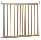 Babydan Multidan Extending Wooden Safety Gate (Beech, New Version) by