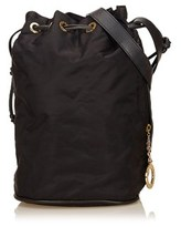 Celine Pre-owned: Nylon Shoulder Bag.
