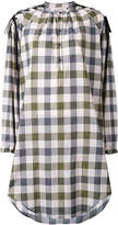 A.F.Vandevorst plaid shirt dress
