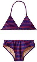 Toobydoo Royal Blue/Red String Bikini (Infant/Toddler/Little Kids/Big Kids)
