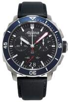 Alpina Seastrong Diver 300 Chronograph Watch