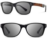 Shwood 'Cannon' 54mm Sunglasses