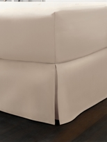 Charter Club CLOSEOUT! Damask Solid Bedskirt, 500 Thread Count 100% Pima Cotton