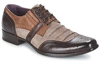 BKR JAPO men's Casual Shoes in Brown