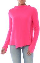 Generation Love Sage Distressed Sweater