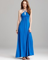 Plenty by Tracy Reese Dress - Solid Jersey Maxi