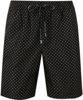 Dolce & Gabbana polka dot swim shorts - men - Polyester - 5