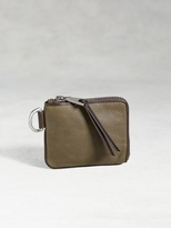 John Varvatos Bleeker L-Zip Wallet